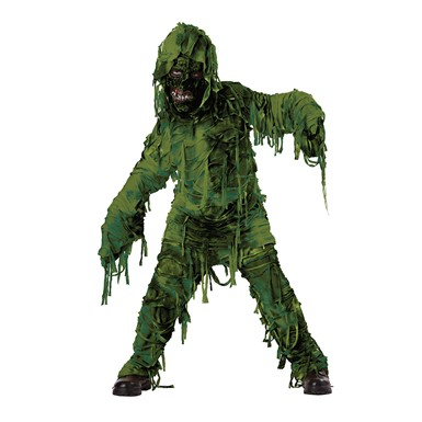 Boys Swamp Monster Halloween Costume