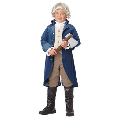 Boys Thomas Jefferson Costume