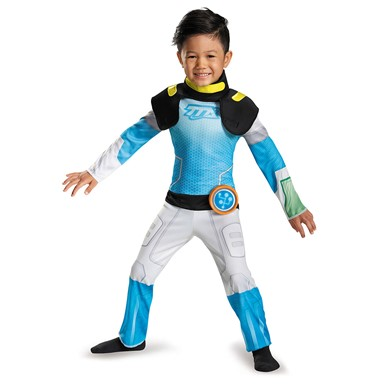 Boys Tomorrowland Miles Classic Halloween Costume