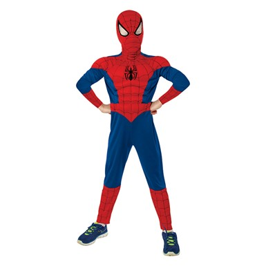 Boys Ultimate Spider-Man Costume