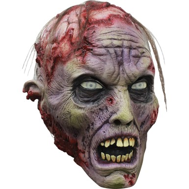 Brains Zombie Mask
