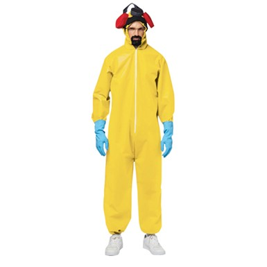 Breaking Bad Hazmat Costume
