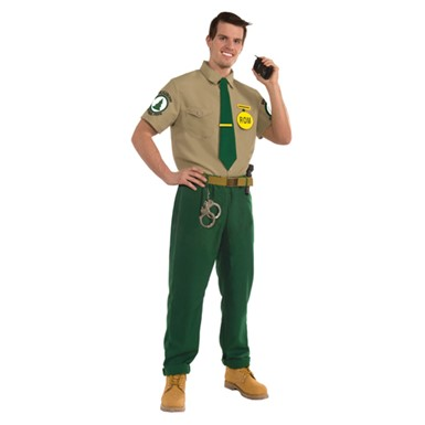 Brickleberry Park Ranger Costume