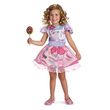 Candyland Costume - Toddler Girls