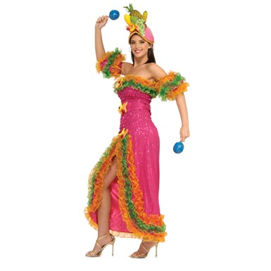 Carmen Miranda Outfit - Ultimate Collection