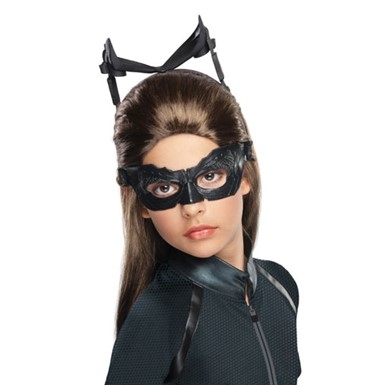 Catwoman Child Wig Halloween Costume Accessory
