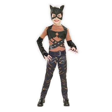Catwoman Costume For Kids - Batman
