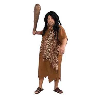 Caveman Costume - Plus Size