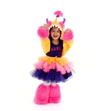 Child Aarg MonStar Costume