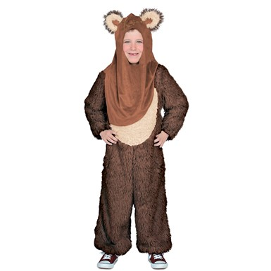 Child Classic Star Wars Premium Wicket Ewok Costume