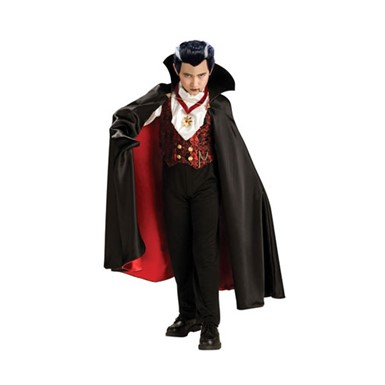 Child Dracula Costume - Transylvanian