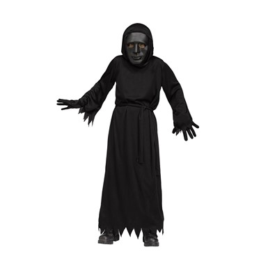Child Faceless Ghoul Halloween Costume