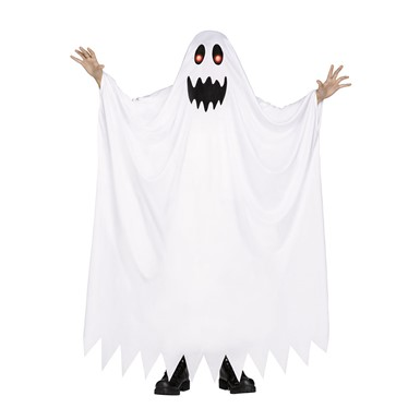 Child Fade In & Out Ghost Halloween Costume