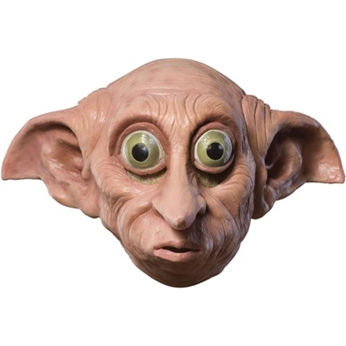 Child Harry Potter 3/4 Dobbie Mask