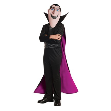 Child Hotel Transylvania 2 Dracula Halloween Costume