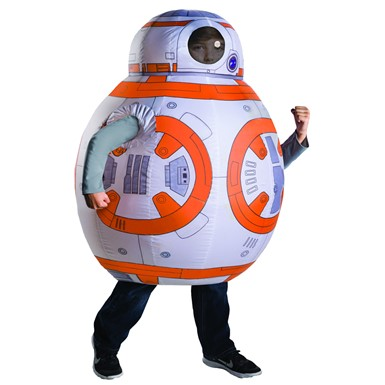 Child Inflatable BB-8 Star Wars Halloween Costume