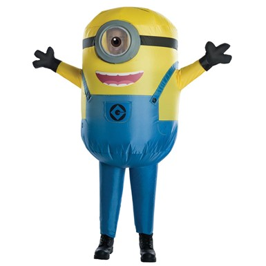 Child Inflatable Despicable Me Minion Stuart Costume