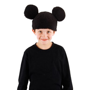 Child Mickey Knit Hat