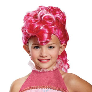 Child My Little Pony Movie Pinkie Pie Wig