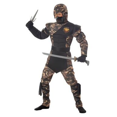 Child Ninja Costume - Special Ops