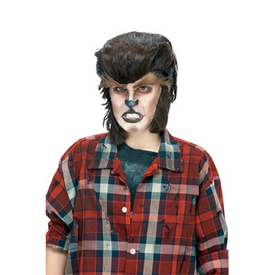 Child Werewolf Wig - Classic