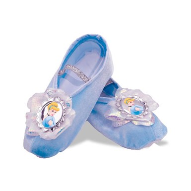 Cinderella Ballet Slippers Halloween Costume Accessory
