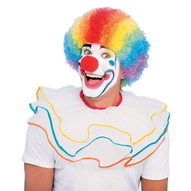 Clown Wig - Multicolor