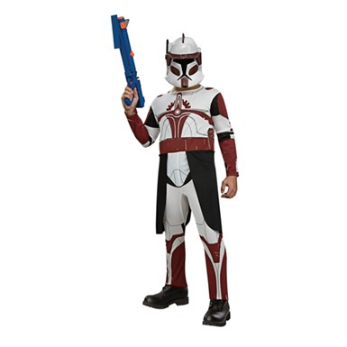 Commander Fox Star Wars Child Halloween Costume