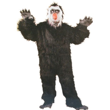 Complete Monkey Suit - Adult