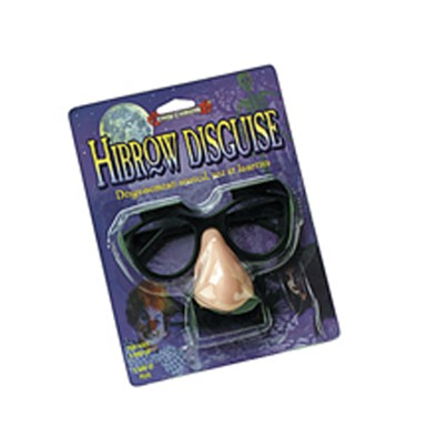 Costume Disguise - Hibrow