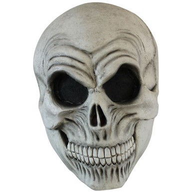Creepy Skull Mask