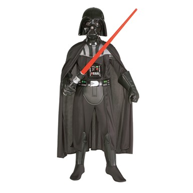 Darth Vader Child Halloween Costume - Star Wars