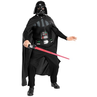 Darth Vader Mens Costume - Star Wars