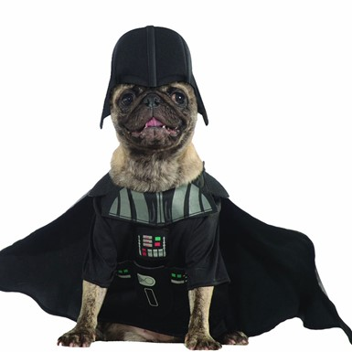 Darth Vader Pet Star Wars Halloween Costume