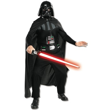 Darth Vader Star Wars Adult Standard Costume 44