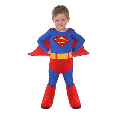 DC Comics Cuddly Superman Costume
