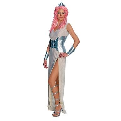 Deluxe Adult Womens Aphrodite Halloween Costume