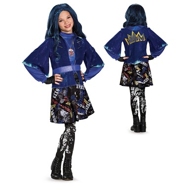 Deluxe Evie Isle Of The Lost Costume – The Descendants