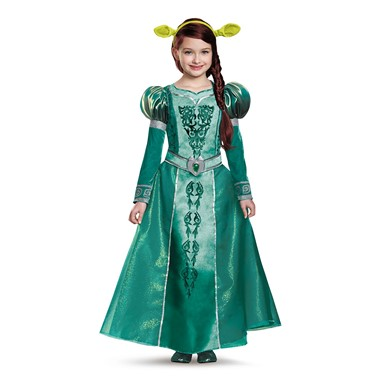 Deluxe Fiona Costume - Girls