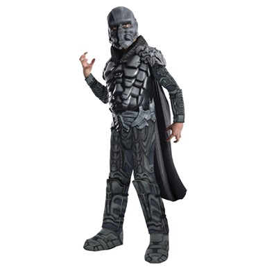 Deluxe General Zod Costume - Boys