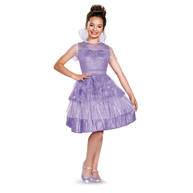 Deluxe Mal Coronation – Descendants Costume