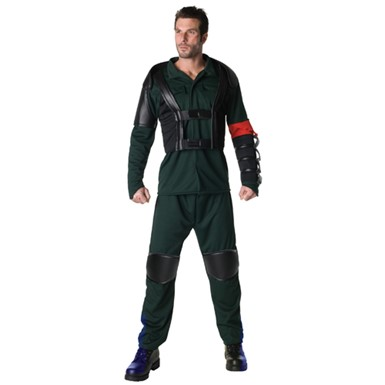 Deluxe Terminator 4 John Connor Adult Costume