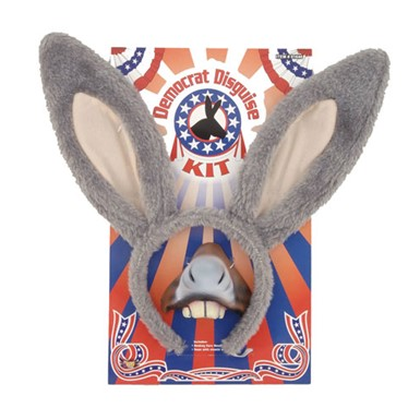 Democratic Donkey Kit Halloween Costume Accessory