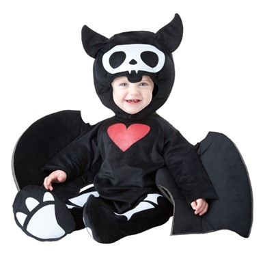 Diego The Bat Infant Romper Halloween Costume