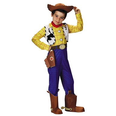 Disney Woody Costume - Toy Story Child Deluxe Costume