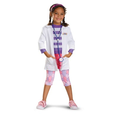 Doc McStuffins Deluxe Costume - Toddler