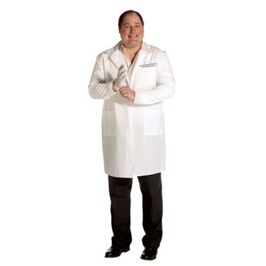 Doctor Seymour Bush Adult Costume Big & Tall Plus