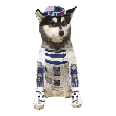 Dog Costume Star Wars – R2-D2
