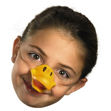 Duck Nose Mask for Halloween Costume