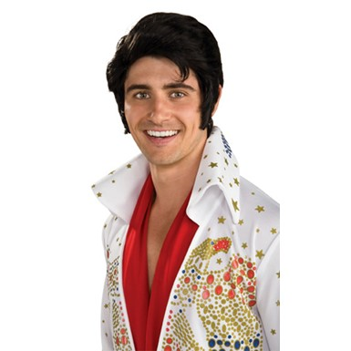 Elvis Presley Wig Halloween Costume Accessory